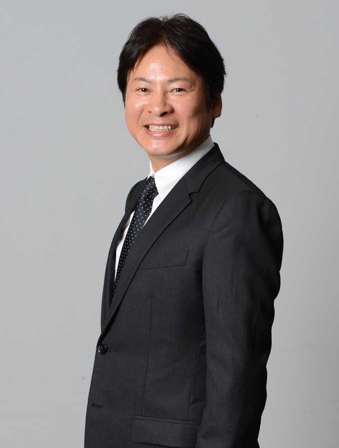 Shinichi Ito.Founder and CEO, SION Co., Ltd.Group CEO, SION Group
